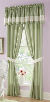 Spring Melody Window Treatment