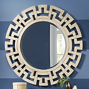 Greek Key Mirror