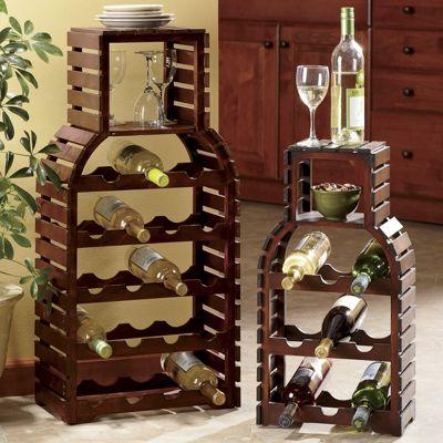 Set of 2 Wine Holders
