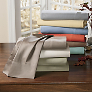300-thread Count Wrinkle-resistant, Oversized Sheets