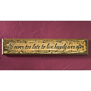 Happily Ever After Art