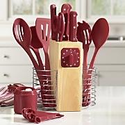 25-piece Cutlery & Utensil Set