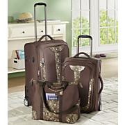 3 piece Copper Python Luggage Set
