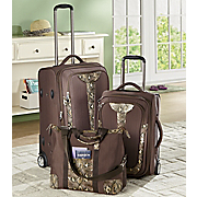 3 piece Copper Python Luggage Set