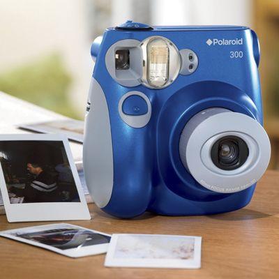 Polaroid Instant Camera & Film