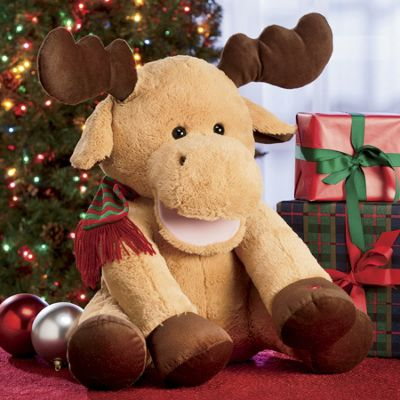 Monty the Singing Moose
