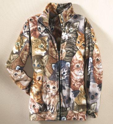 Cuddly Fleece Jacket