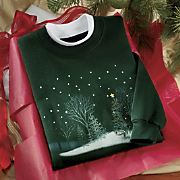 Twinkle All The Way Sweatshirt