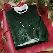 Twinkle All the Way Sweatshirt
