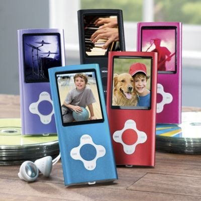8GB MP3 Video Player with Camera