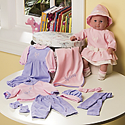 Personalized Doll Set X