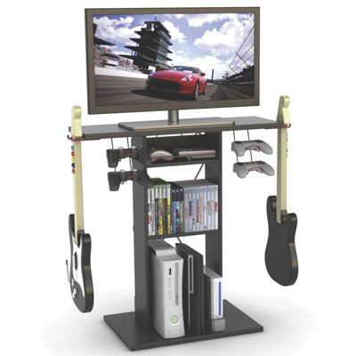 Game Central TV Stand