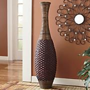Zanzibar Woven Vase