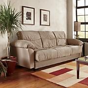 super plush convertible storage sofa