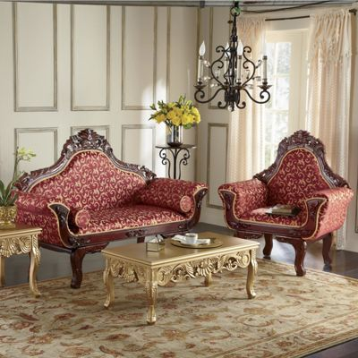 Red Florencia Furniture