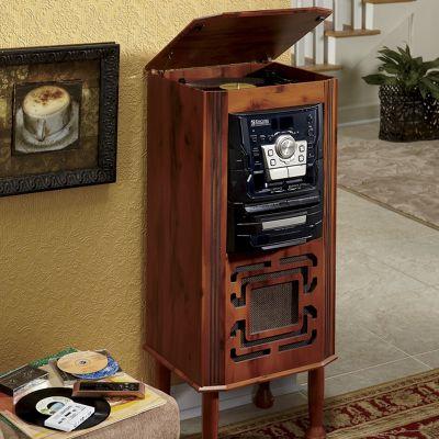 Encore Technology Nostalgic Stereo Console