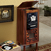 Nostalgic Stereo Console By Encore Technology