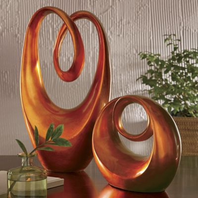Graceful Arcs Sculptures