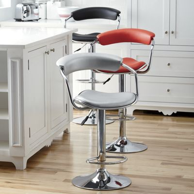 Kitchen Arm Style Stool From Seventh Avenue Dw701693