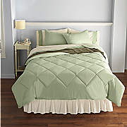 Reversible Comforter Set 3-Piece