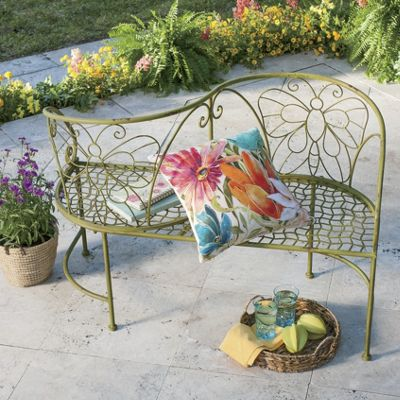 Enchantment Butterfly Courting Bench