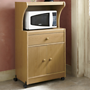 Avington Microwave Cart 1