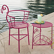 Flamingo Chair and...