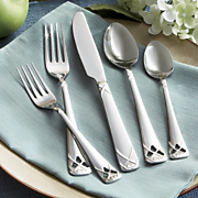 Flatware at Home Visions