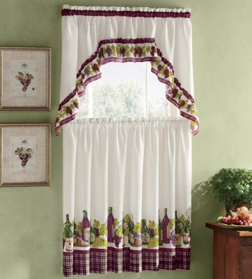 Chardonnay Curtain Set