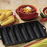 cast iron cornbread pan 25