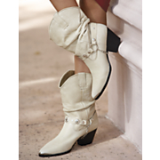 slouch cowgirl boot by dingo