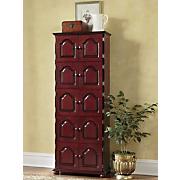 covington 10 door cabinet