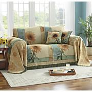 Cobertor p/muebles Garden Sunflower