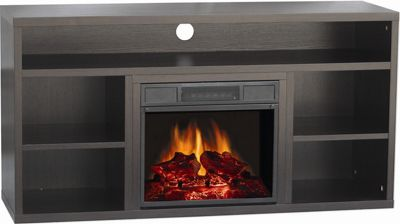 Entertainment Center Fireplace