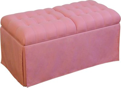 Girls Pink Bench