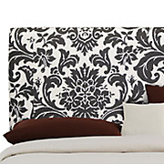 Fabric Cotton Upholstered Headboard