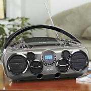 6 Speaker CD Boom Box