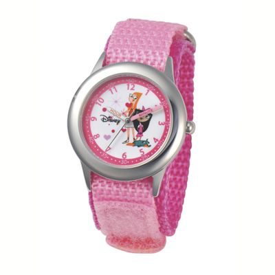 Personalized Disney Candace & Isabella Watch