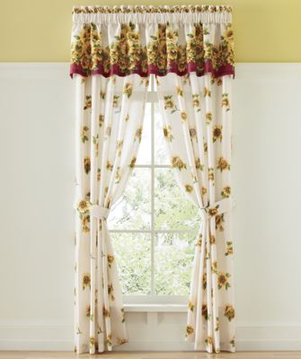 Sunflower Window Treatments