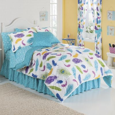 Feathers Complete Bed Set