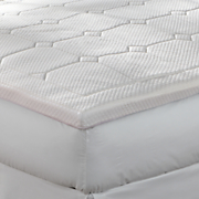 memory foam grand topper from innergy by therapedic