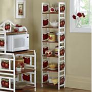 6 tier apple shelf
