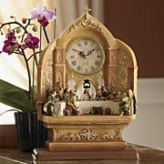 last supper clock