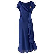 kaila asymmetrical dress