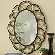 Jeweled Rings Mirror