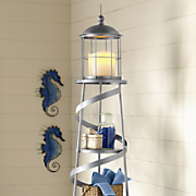 Alexandria Lighthouse Shelf