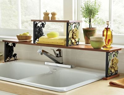 Magnolia Over-the-Sink Shelf
