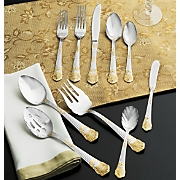 45-Piece Georgian Flatware Set