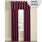 thermal grommet panels and valance 159