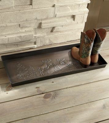 Moose Boot Tray
